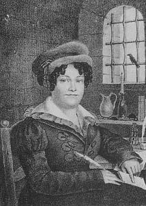 Marie Anne Adelaide Lenormand, Erfinderin der Lenormandkarten
